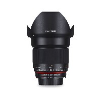 [SAMYANG]16mm F2.0 ED AS UMC CS キヤノン M用
