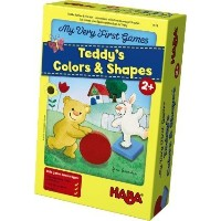 HABA ハバ社 おもちゃ 知育玩具 型はめゲーム Teddy's Colors and Shapes from My Very First Games