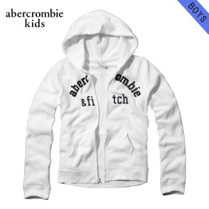 【25%OFFセール 5/25 10:00~5/30 23:59】 アバクロキッズ AbercrombieKids 正規品 子供服 ボーイズ パーカー signature logo hoodie...