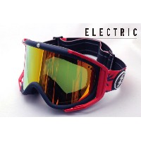 【ELECTRIC】 エレクトリック ゴーグル DEAL EE RIG BF BRDC ELECTRIC リグ アジアンフィット RIG ASIAN FIT 平面 シェイプ
