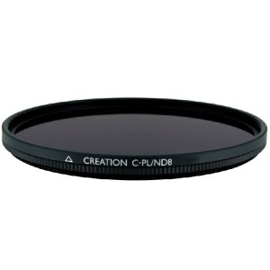 [マルミ] CREATION C-PL/ND8 58mm