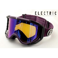 【ELECTRIC】 エレクトリック ゴーグル DEAL EE RIG H BBLC ELECTRIC リグ アジアンフィット RIG ASIAN FIT 平面 シェイプ
