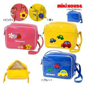 MIKIHOUSE ミキハウス 幼稚園バッグ :11-8201-360