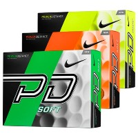 NikeGolf Power Distance Soft Golf Balls【ゴルフ ボール】