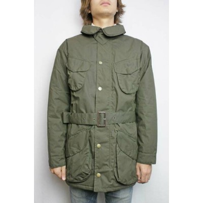 Cro Jack(クロジャック)SAHARA 6 WAXED COAT (COLOR : KHAKI)【05P05Nov16】
