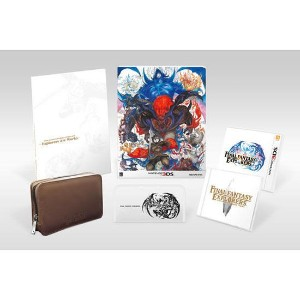 【3DS】FINAL FANTASY EXPLORERS -ULTIMATE BOX-【中古】【開封品】【ゲーム/3DSソフト】【天童店】