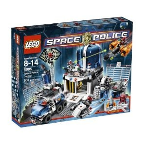 LEGO 5985 Space Police Central (レゴ スペース・ポリス・セントラル)