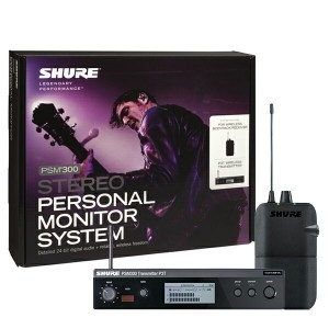 SHURE P3TR [PSM 300 System] 【安心の正規輸入品】 【~3/20期間限定ポイント10倍!】