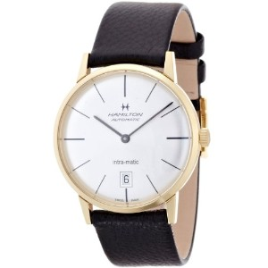 ハミルトン メンズ 腕時計 Hamilton American Classic Timeless Classic Intra-Matic 38MM Mens Watch