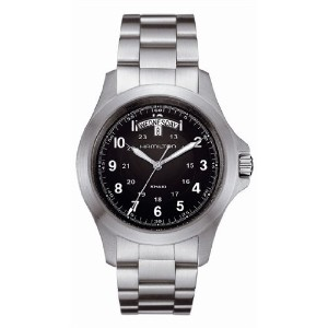 ハミルトン カーキ 腕時計 Hamilton Khaki King Quartz Watch H64451133
