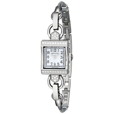 ハミルトン レディース 腕時計 Hamilton Women's H31291113 American Classics Mother-Of-Pearl Dial Watch