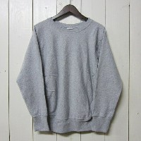 champion チャンピオン [sweat][c5-x001][ls][crew][terry][ox.gray]