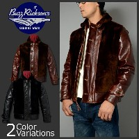 Buzz Rickson's(バズリクソンズ) AVIATION ASSOCIATES N-1 GRIZZLY JACKET BR80383