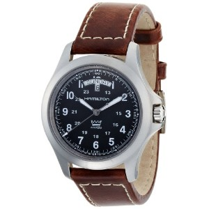 ハミルトン カーキ 腕時計 Hamilton Khaki King Silver Watch H64451593