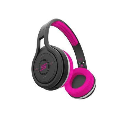 SMS Audio SYNC by 50 On-Ear Wireless Sport Headphone Pink(ピンク)【SMS-BTWS-SPRT-PNK】 Bluetooth スポーツ用...
