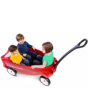 Radio Flyer Triple Play Wagon ラジオフライヤー