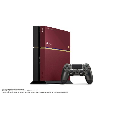 【新品】【即納】PlayStation 4 METAL GEAR SOLID V LIMITED PACK THE PHANTOM PAIN EDITION PS4