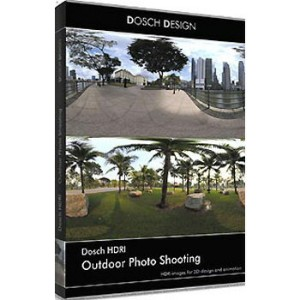 DOSCH DESIGN DOSCH HDRI: Outdoor Photo Shooting DH-OUTPS