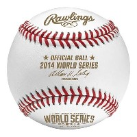 MLB ボール ローリングス/Rawlings 2014 World Series Official Game Baseball