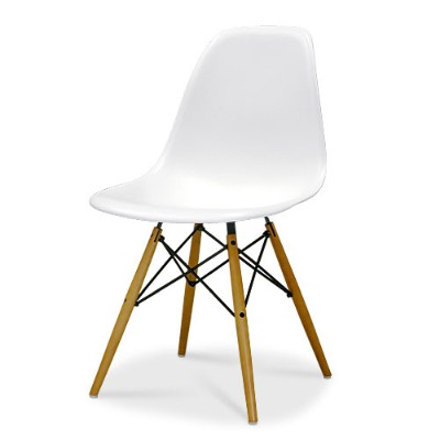 Eames Shell Chair イームズ チェア Side Chair(DSW) /ホワイト.