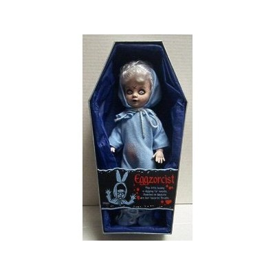 Living Dead Dolls Blue Eggzorcist Goth Doll SDCC