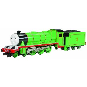 Bachmann HO Scale Train Thomas & Friends Locomotives Henry the Green Engine - 58745