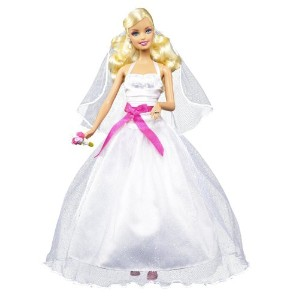 Barbie バービー I Can Be Bride Doll 人形 ドール