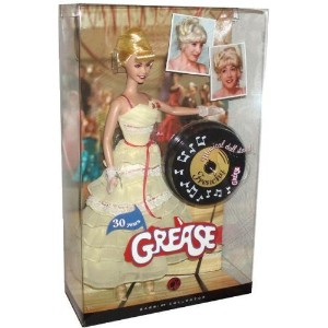 Barbie バービー Pink Label Collector Collection 30 Years Anniversary Grease 12 Inch Doll - Frenchy
