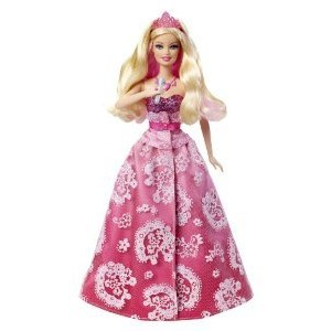 Barbie バービー The Princess & the Popstar 2-in-1 Transforming Tori Doll ドール 人形 おもちゃ