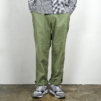 MASTER&Co.(マスターアンドコー)/CHINO PANTS with BELT -(47)KHAKI- 【Z】
