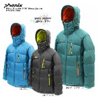 PHENIX〔フェニックス スキーウェア〕 2016 Black Powder EPIC Down Jacket PA472OT20 〔SA〕【MUJI】
