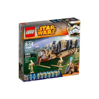 レゴ スターウォーズ 75086 Battle Droid Troop Carrier