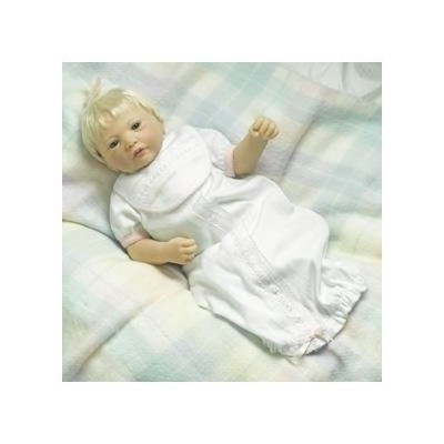 Lee Middleton Artist Studio Collection 'First Day Home' Newborn Baby Doll