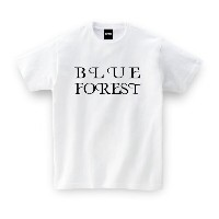BLUE FOREST TEE(青森県)ご当地 Tシャツ おもしろtシャツ 誕生日プレゼント 女性 男性 女友達 おもしろ Tシャツ プレゼント ギフト GIFTEE