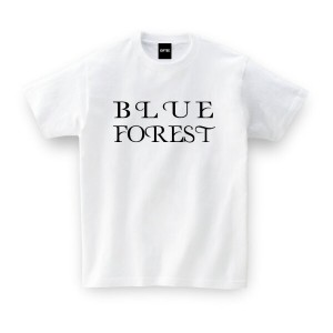BLUE FOREST TEE【青森県】ご当地 Tシャツ おもしろTシャツ 誕生日プレゼント 女性 男性 女友達 おもしろ プレゼント ギフト GIFTEE