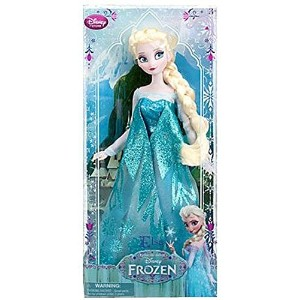 アナと雪の女王 人形 Disney Frozen Exclusive 12 Inch Classic Doll エルサ Elsa