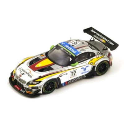 Spark 1/43 BMW Z4 No.77 2nd 24H SPA 2014