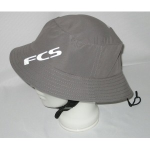 FCS WET BUCKET GUN METAL SURF HAT エフシーエス サーフハット サーフィン ハット 送料無料!