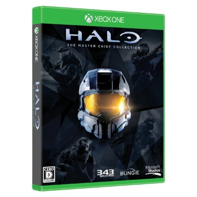 Halo The Master Chief Collection 限定版 【新品】 XBox One ソフト RQ2-00008 / 新品 ゲーム