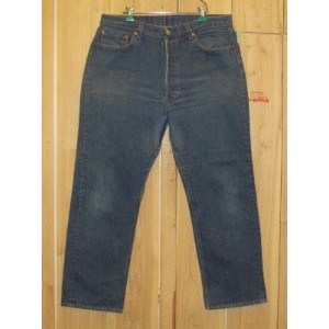 MADE IN USA/ハチマル/ 80S古着LEVIS/リーバイス 501/ W36×L29