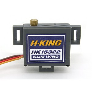 HK15322MG Digital Slim Wing Servo 19g / 1.75kg / 0.10s