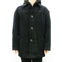 DEADSTOCK【正規品】SALE セール価格! MONTGOMERY TRAFF モンゴメリー ウール コート 3カラー (BLK/NAVY/CHAR) MADE IN ENGLAND...
