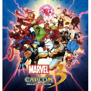MARVEL VS. CAPCOM 3 Fate of Two Worlds [PS3] / ゲーム