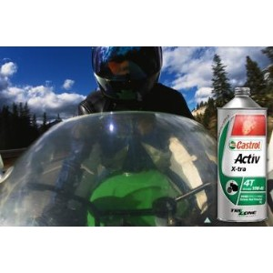 Castrol カストロール ACTIVXTRA MA 4L 10W40 6缶
