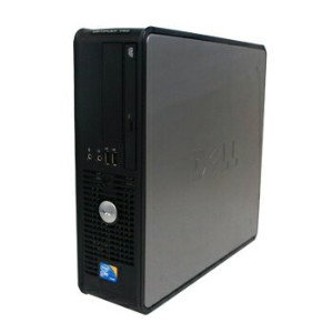 中古パソコン DELL Optiplex 780SF Windows XP Pro Core2Duo 3.0GHz 2GB 160GB DVD-ROM 【中古】【デスクトップ】