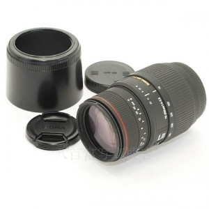 【中古】 シグマ 70-300mm F4-5.6 APO DG MACRO SONY-α用 SIGMA 16170