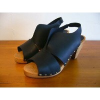【SALE】Sanita サニタ DANISH MINNA CONE SANDAL 4944505 *navy*