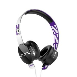 SOL リパブリック Republic 1211-NWU Collegiate Series トラック On-Ear Headphones with Three ボタン Remote and...