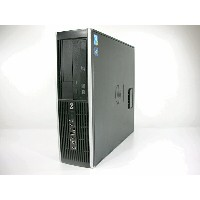 中古パソコン 【Windows7】 [X32D] HP 8100 Elite SFF (Core i5 3.2GHz 4GB 160GB マルチ Windows7 Pro) 【中古デスクトップ】...