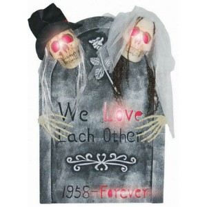 Light Up Love Forever Tombston  【826829】
